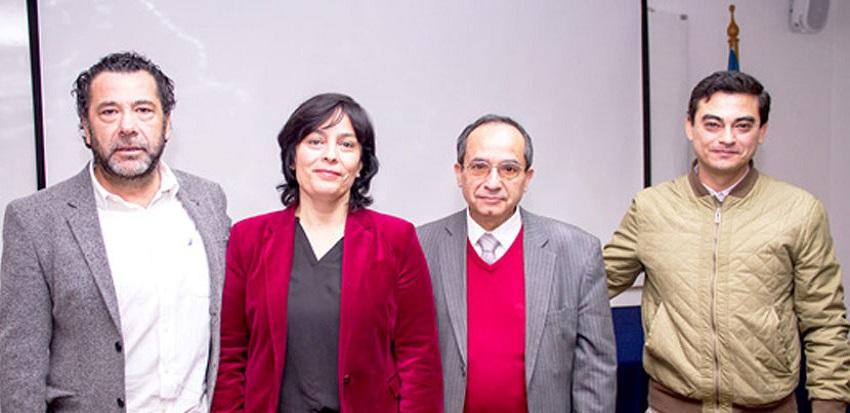 Directora Regional de ProChile dictó charla a los estudiantes de Ingeniería en Comercio Internacional UTEM